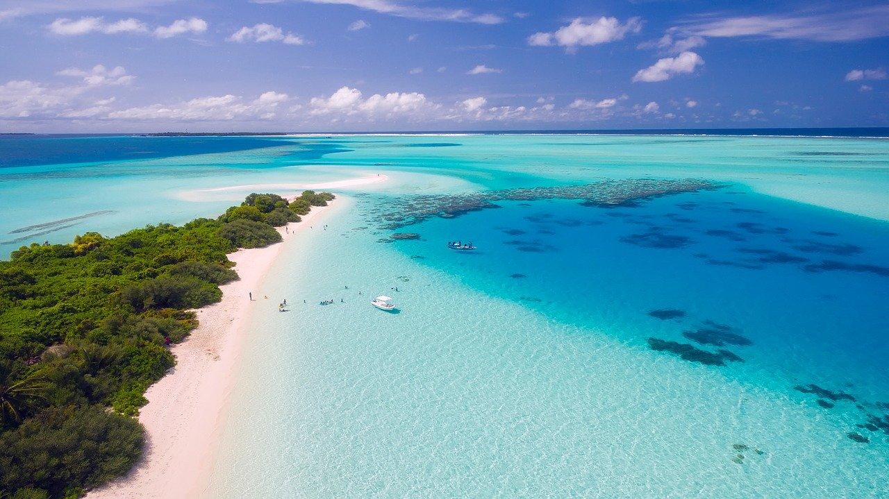 MALDIVI, ŠRILANKA IN INDIJA